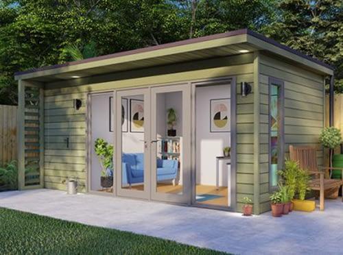 Garden Room - studio plus