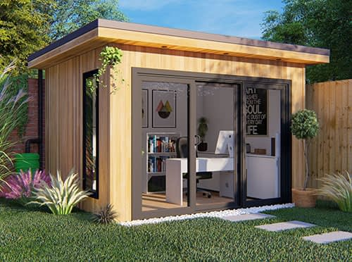 Garden Room- Cube